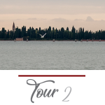 BURANO & SAN FRANCESCO ISLAND  WALKING & BY BOAT